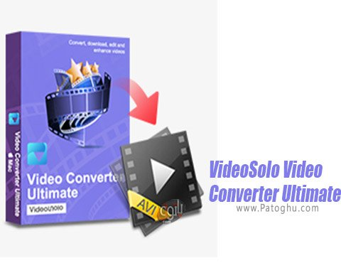 دانلود VideoSolo Video Converter Ultimate برای ویندوز