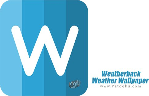 دانلود Weatherback Weather Wallpaper