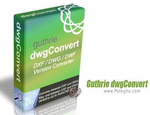 دانلود Guthrie dwgConvert برای ویندوز