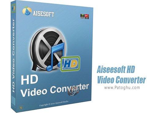 دانلود Aiseesoft HD Video Converter برای ویندوز
