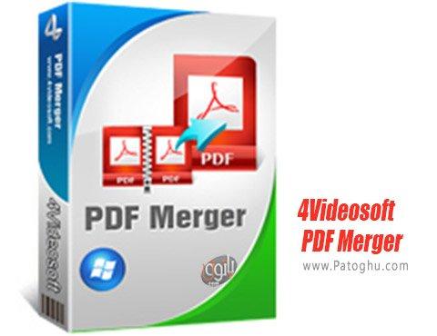 دانلود 4Videosoft PDF Merger برای ویندوز