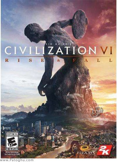 دانلود Sid Meiers Civilization VI Rise and Fall برای ویندوز