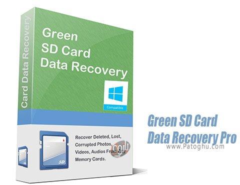 دانلود Green SD Card Data Recovery Pro برای ویندوز