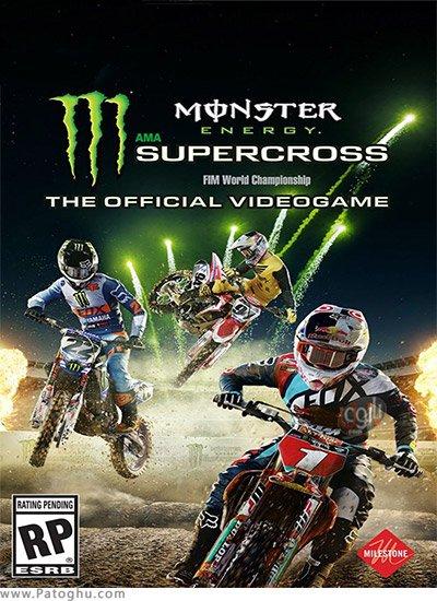 دانلود Monster Energy Supercross برای ویندوز