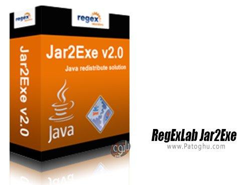 دانلود RegExLab Jar2Exe برای ویندوز