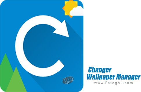 دانلود Changer - Wallpaper Manager