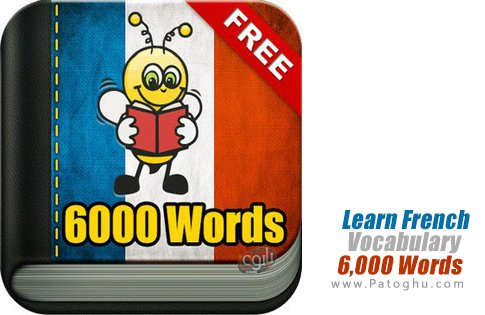 دانلود Learn French Vocabulary - 6,000 Words