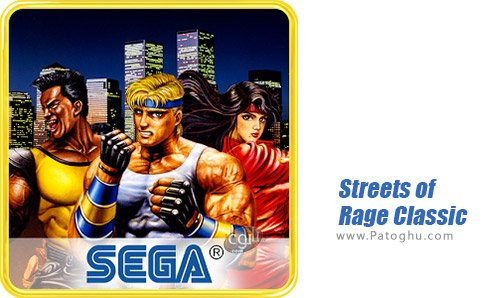 دانلود Streets of Rage Classic برای اندروید