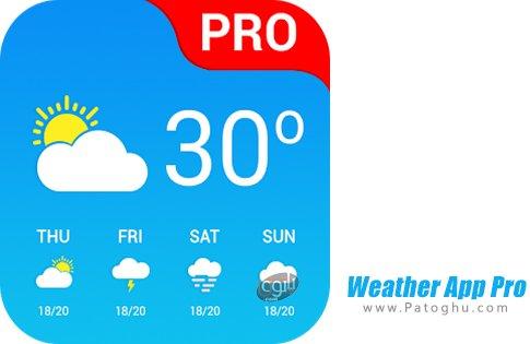 دانلود Weather App Pro