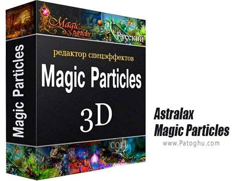 دانلود Astralax Magic Particles 3D برای ویندوز