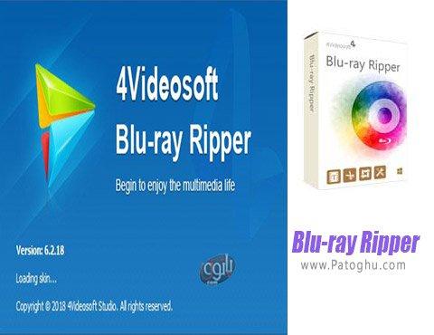 دانلود 4Videosoft Blu-ray Ripper برای ویندوز