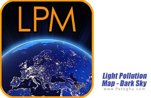 دانلود Light Pollution Map - Dark Sky