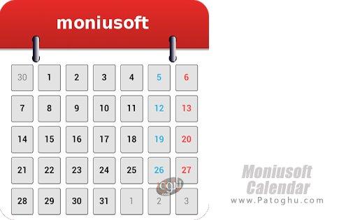دانلود Moniusoft Calendar