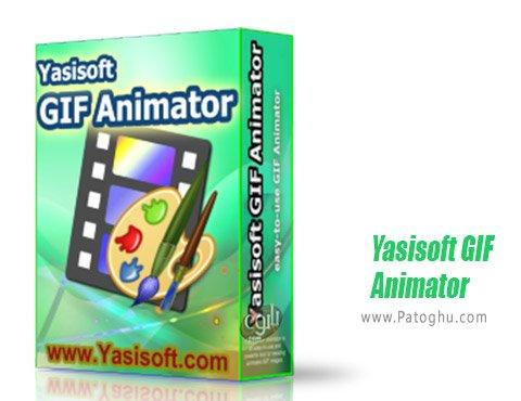 دانلود Yasisoft GIF Animator برای ویندوز