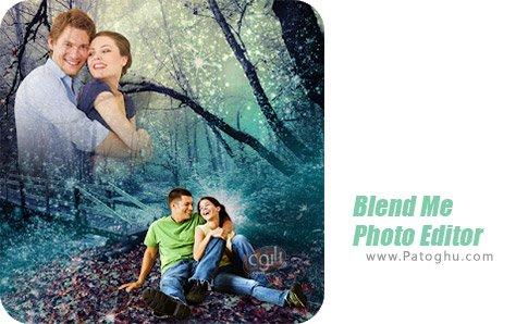 دانلود Blend Me Photo Editor برای اندروید