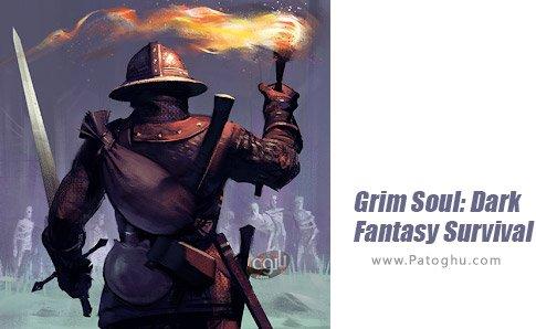 دانلود Grim Soul Dark Fantasy Survival برای اندروید