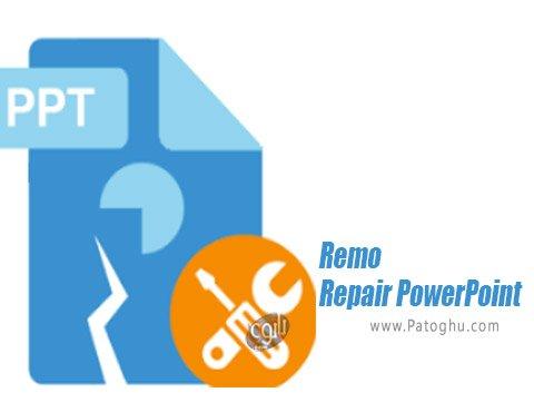 دانلود Remo Repair PowerPoint برای ویندوز