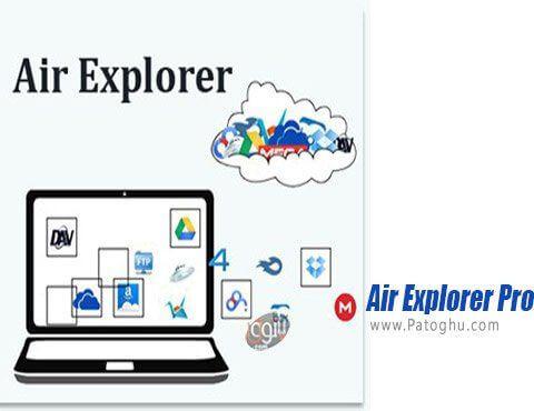 دانلود Air Explorer Pro برای ویندوز