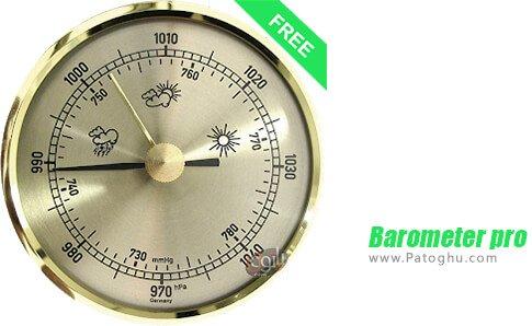 دانلود Barometer pro - free برای اندروید