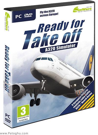 دانلود Ready for Take off - A320 Simulator برای ویندوز