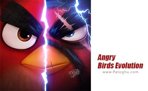 دانلود Angry Birds Evolution برای اندروید