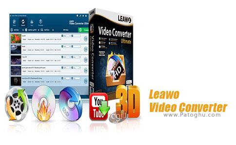 دانلود Leawo Video Converter Ultimate برای ویندوز