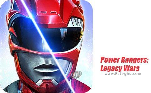 دانلود Power Rangers: Legacy Wars برای اندروید