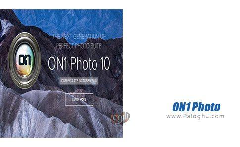 دانلود ON1 Photo برای ویندوز