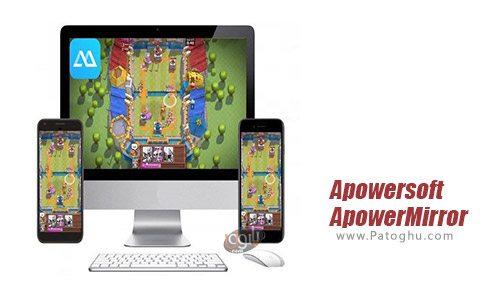 دانلود Apowersoft ApowerMirror برای ویندوز