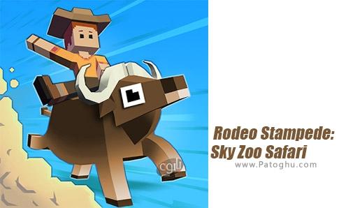 دانلود Rodeo Stampede Sky Zoo Safari برای اندروید