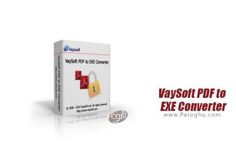 دانلود VaySoft PDF to EXE Converter برای ویندوز