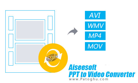 نرم افزار Aiseesoft PPT to Video Converter