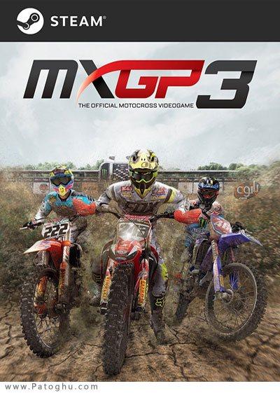 دانلود بازی MXGP3 The Official Motocross Videogame شبیه ساز موتور سواری حرفه ای برای کامپیوتر