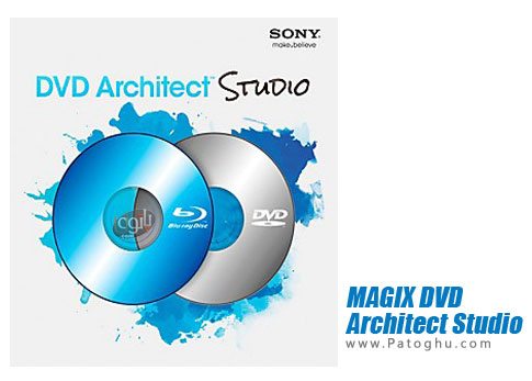 نرم افزار MAGIX DVD Architect Studio