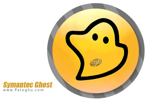 نرم افزار Symantec Ghost Boot CD