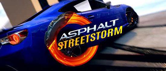 بازی Asphalt Street Storm Racing
