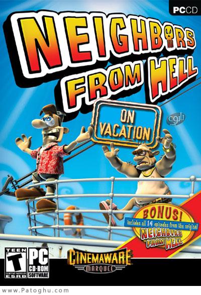 دانلود مجموعه کامل بازی همسایه جهنمی برای کامپیوتر Neighbours from Hell