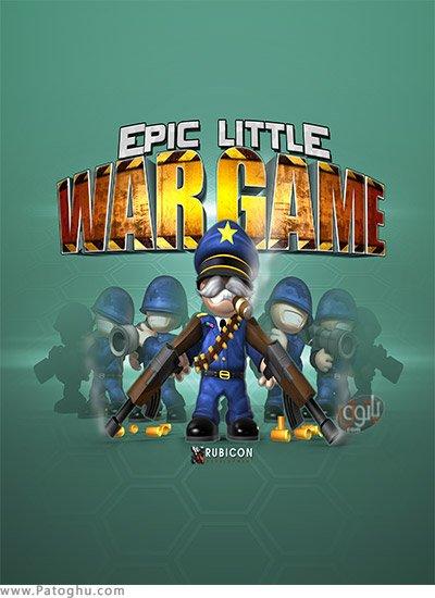 دانلود Epic Little War Game برای ویندوز