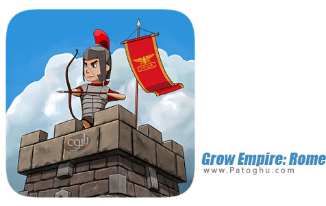 بازی Grow Empire Rome