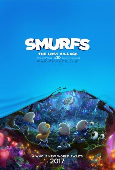 دانلود Smurfs The Lost Village 2017