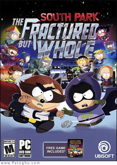 دانلود بازی South Park The Fractured But Whole برای کامپیوتر PC