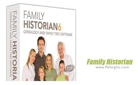 دانلود Family Historian برای ویندوز