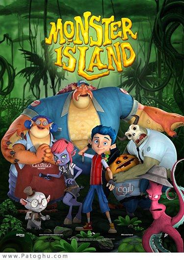 دانلود (Monster Island (2017