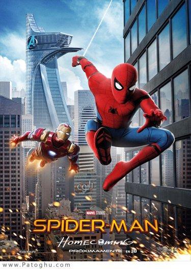 دانلود Spider-Man: Homecoming