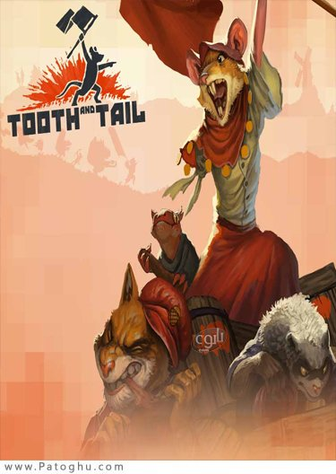 دانلود Tooth and Tail