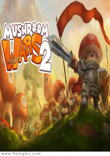 دانلود Mushroom Wars 2