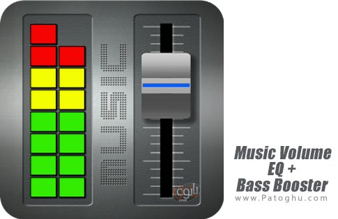 دانلود Music Volume EQ + Bass Booster