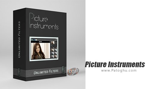 دانلود Picture Instruments Unlimited Filters Pro برای ویندوز