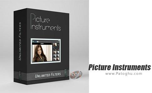 دانلود Picture Instruments Unlimited Filters Pro برای ویندوز