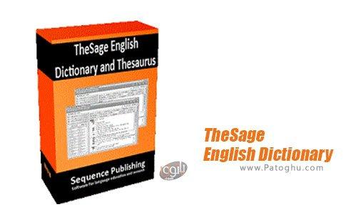 دانلود TheSage English Dictionary برای ویندوز